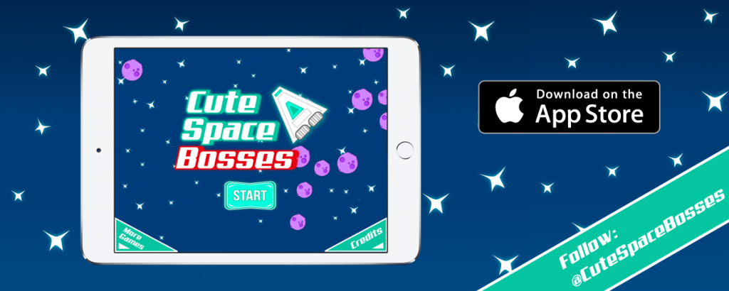 Cute Space Bosses appstore