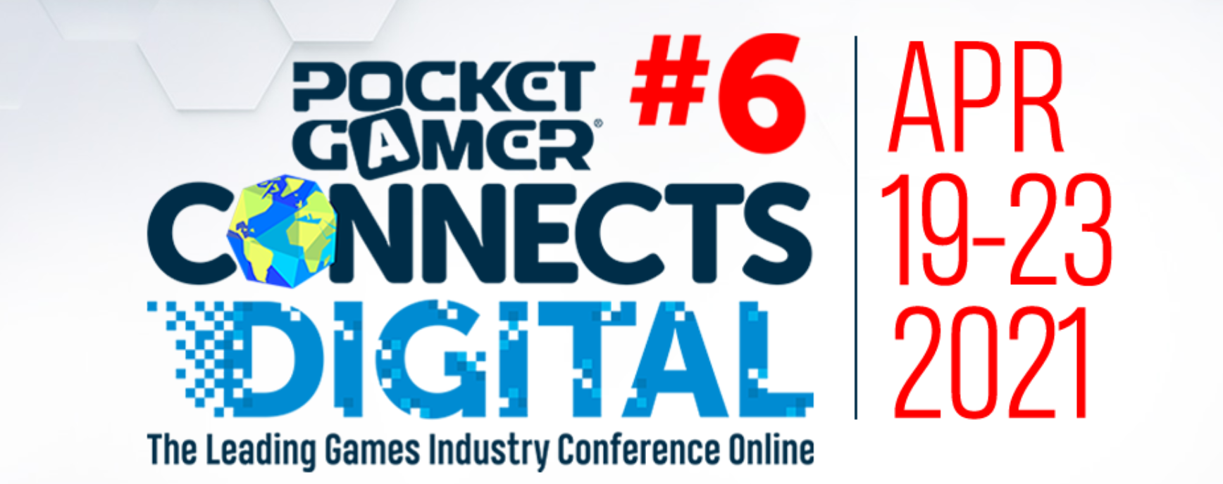 Pocket Gamer #6 banner